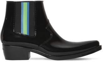 Calvin Klein Jeans 40mm Carol Rubber Cowboy Ankle Boots