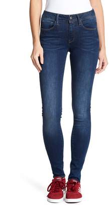 G Star Mid Straight Jeans