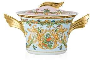 Meets Versace Butterfly Garden Soup Tureen
