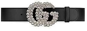 Gucci Women's GG Marmont Buckle Belt