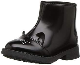 Osh Kosh Girls' Kitten Ankle Fashion Boot
