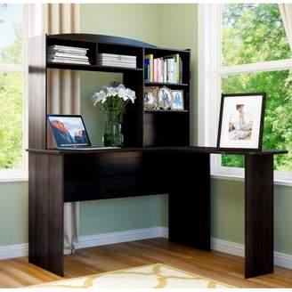 Andover Mills Marlton L-Shape Desk with Hutch