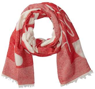 Vivienne Westwood Hearts and Geo Scarf