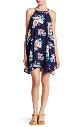 Mimi Chica Sleeveless Floral Print Dress $42 thestylecure.com