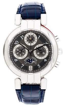 Harry Winston Perpetual Calendar Chronograph Watch