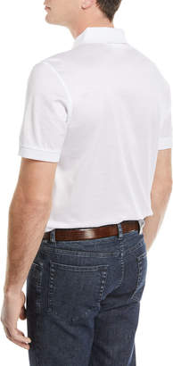 Brioni Cotton Jersey Polo Shirt