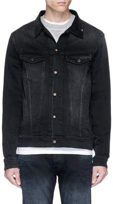 Denham Jeans 'Amsterdam' washed denim jacket
