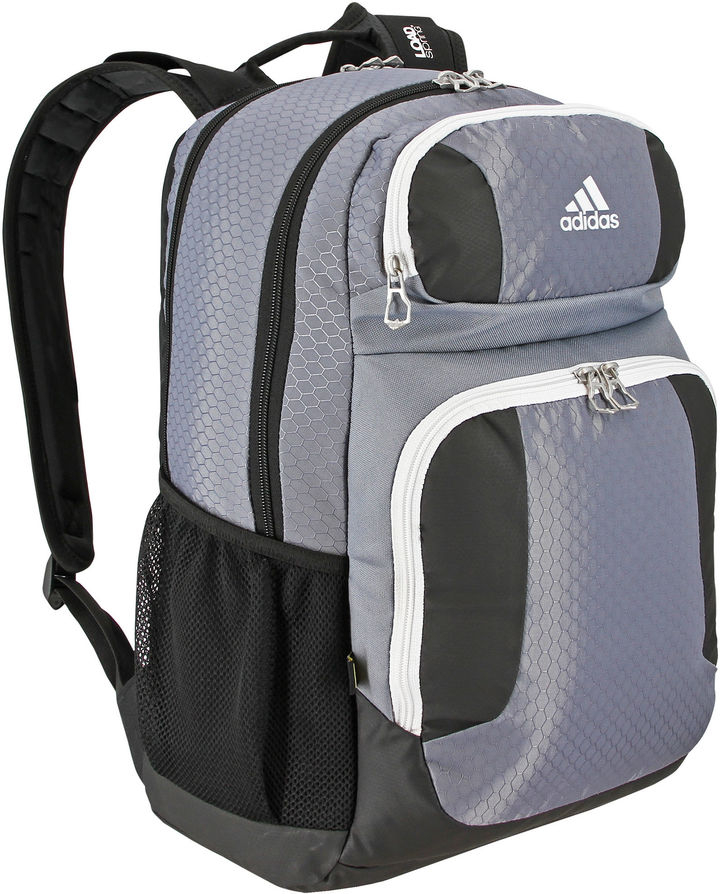 35e3ac108f0 adidas Originals Roll-Up Backpack In Gray AY9353  Flavorclip ...