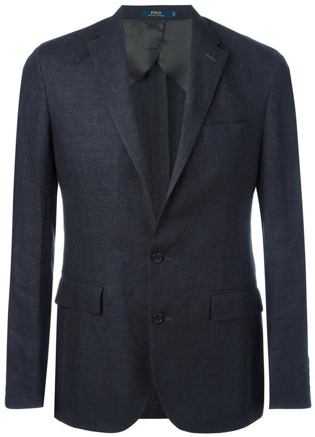 Polo Ralph LaurenPolo Ralph Lauren flap pocket blazer