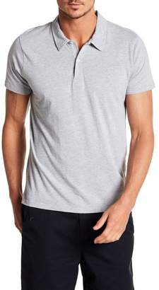 Save Khaki Short Sleeve Polo