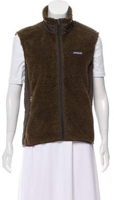 Patagonia Textured Zip-Up Vest
