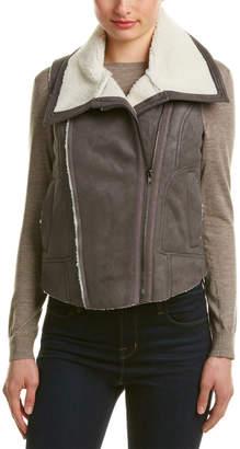 Olive + Oak Olive & Oak Asymmetrical Vest