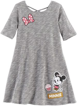 Disney's Minnie Mouse Girls 4-7 Space-Dyed Dress by Jumping Beans® $28 thestylecure.com
