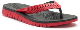 Tek Gear Boys 4-20 Zipper Flip-Flops