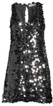 Ramy Brook Cindie Sequin Shift Dress