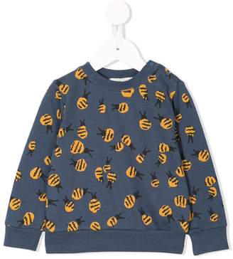 Stella McCartney Bee print sweatshirt