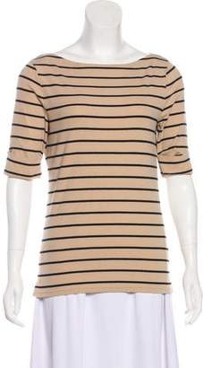 Lauren Ralph Lauren Striped Short-Sleeve Top