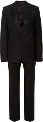 Prada Satin-Trimmed Wool-Blend Tuxedo