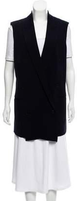 Michael Kors Casual Wool Vest