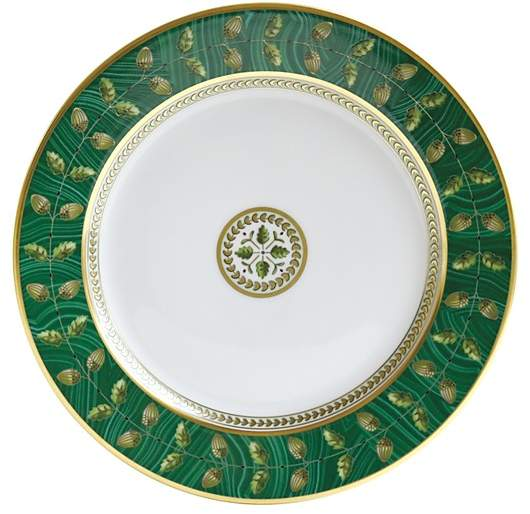 Bernardaud Constance Malachite Salad Plate