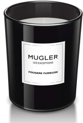 Thierry Mugler 'Les Exceptions - Fougere Furieuse' Candle
