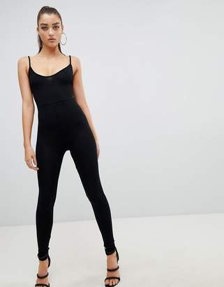 PrettyLittleThing Low Back Jumpsuit
