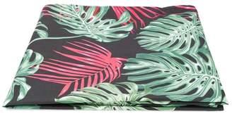 MC2 Saint Barth palm print towel