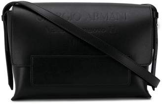 d714c617a600 Giorgio Armani Black Bags For Women - ShopStyle Australia