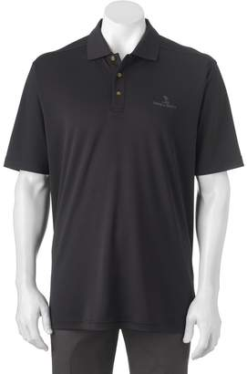 Equipment Men's Pebble Beach Classic-Fit Textured Performance Golf Polo