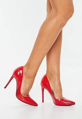 Missguided Patent Court Shoe