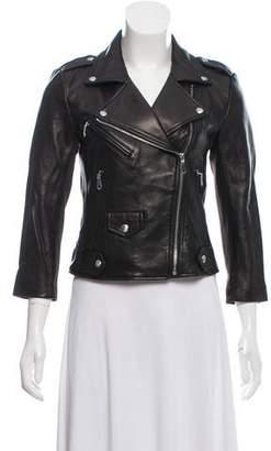 Rebecca Minkoff Leather Biker Jacket w/ Tags