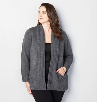 Avenue J-Pocket Cardigan