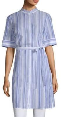 Lafayette 148 New York Randi Striped Tunic