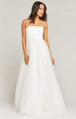 1c0881fcc4e Show Me Your Mumu Palace Tulle Wedding Dress