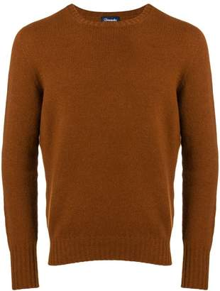 Drumohr round neck sweater