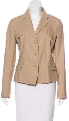 Narciso Rodriguez Wool & Linen Blazer