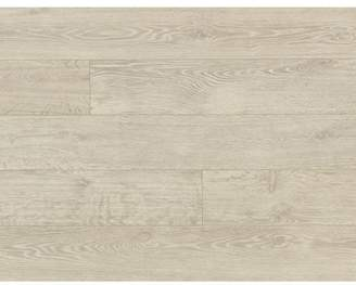 "Quick-Step Veriluxe 8"" x 80.68"" x 9.5 mm Oak Laminate Flooring in Morning Frost"
