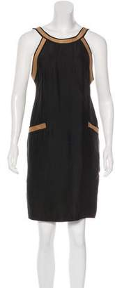 Martin Grant Sleeveless Mini Dress