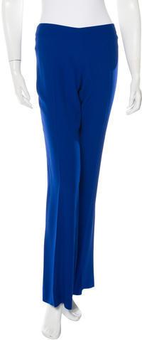 GucciGucci Mid-Rise Wide-Leg Pants