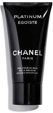 Chanel PLATINUM ÉGOÏSTE Bath and Shower Gel