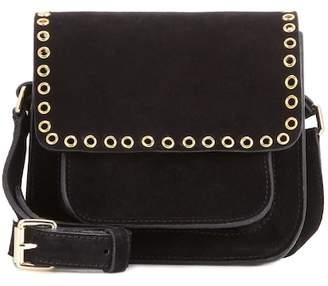Etoile Isabel Marant Isabel Marant, Étoile Marfa embellished suede crossbody bag