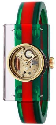 Gucci Vintage Web watch 24x40mm