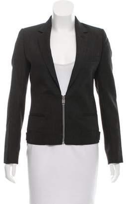Christian Dior 2007 Wool Notch-Lapel Jacket