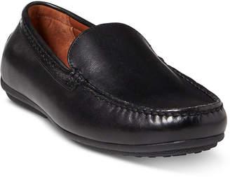 Polo Ralph Lauren Men Redden Leather Moc Drivers Men Shoes
