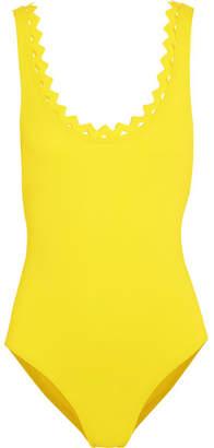 Reina Swimsuit - Bright yellow