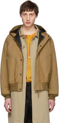 BEIGE N.Hoolywood Hooded Jacket