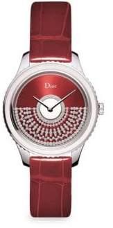 Christian Dior Grand Bal 36MM Red Watch