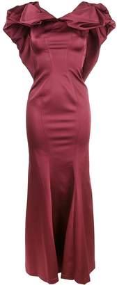 Zac Posen Taye evening gown