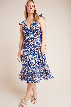 Hutch Kapari Wrap Dress
