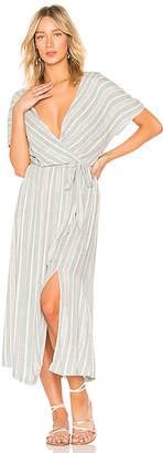 MinkPink Pure Shores Midi Dress